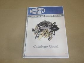 Catálogo Geral Carburadores Weber Gm-ford-vw-fiat Copia