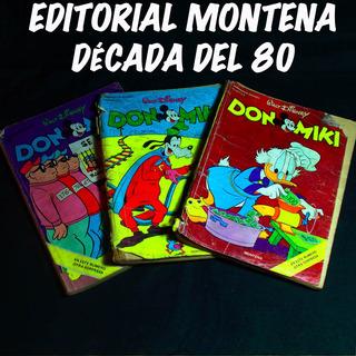 Revistas Disney Años 70 Y 80,edit. Pinsel/montena Colección
