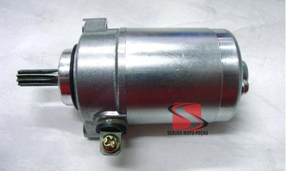 Motor Partida Arranque Crypton115 Serjaomotopecas