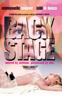 Backstage Dvd - O