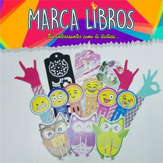 Marcalibros Personalizados Full Color Para Lectores