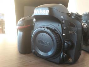 Câmera Niko D610 Corpo Impecável