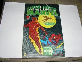 Super-herois Marvel Nº 7 Editora Rge Ótimo Est Frete Gráti