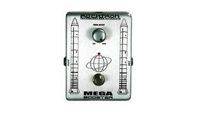 Rocktron Mega Booster Pedal Para Guitarra