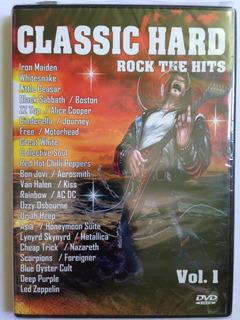 Dvd Classic Hard Rock The Hits Vol.1 ( Original E Lacrado)