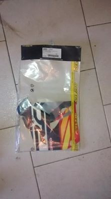 Adesivo Honda Cr 125/250 00-01 Acerbis
