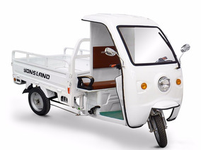 Motocarro Electrico 100%, Marca Yonsland Pick Up Con Cabina