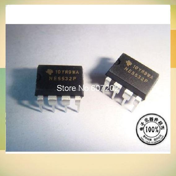 Circuito Integrado Ne5532p 20peças,