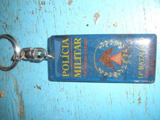 Chaveiro Da Policia Militar Mineira