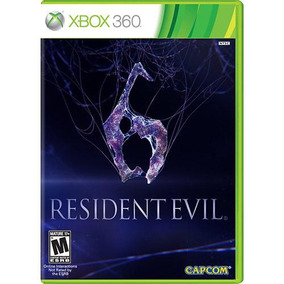 Game Resident Evil 6 (português) Xbox 360