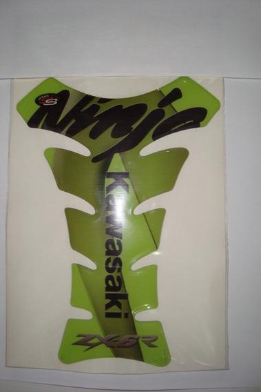 Adesivo Protetor De Tanque Kawazaki Zx6