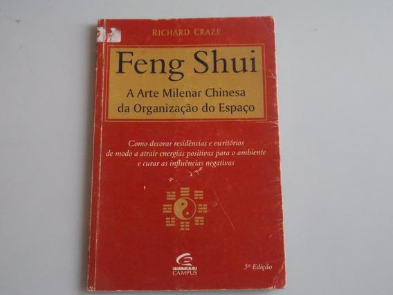 Livro Feng Shui A Arte Milenar - Frete Gratis