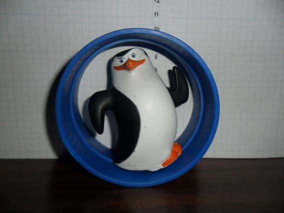 Mc Donalds - Pinguins De Madagascar - Pinguim Com Aro