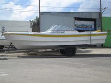Lancha Tracker Albatros 640 Open Sport Matrizada Financiala