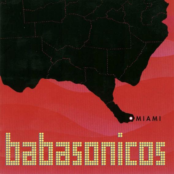 Babasonicos Miami Digipack - Los Chiquibum