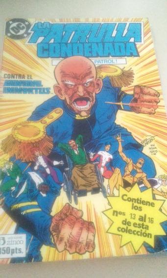Comics Español De Coleccion Dc La Patrulla Condenada Tpb