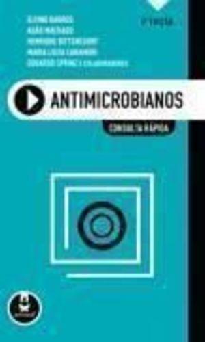 Antimicrob.: Consulta Rápida - 3ª Edição
