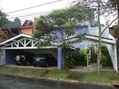 Casa Residencial À Venda, Granja Viana, San Diego Park, Cotia - Ca12768. - Ca12768