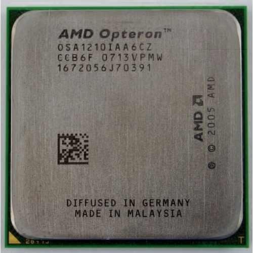 Processador Amd Opteron Dual Core 1210 1.8ghz Osa1210iaa6cz