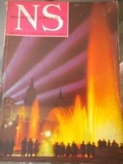 Lote Com 5 Revistas Nosso Século Década De 60 Cultura