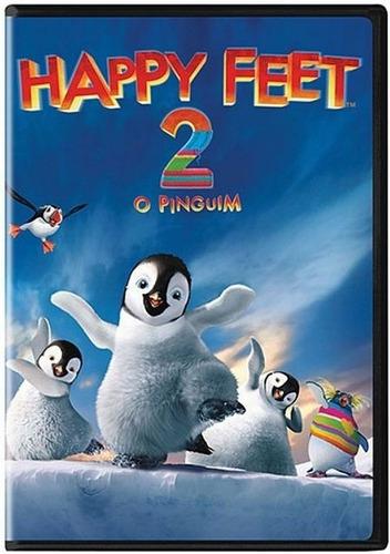 Dvd Happy Feet 2   Mercado Livre