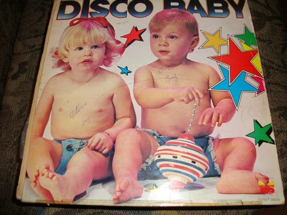 Vinil Disco Baby - Cantigas De Roda /as Melindrosas
