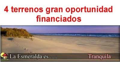 Gran Oportunidad 4 Terrenos, Pequeña Entrega Y Financiacion