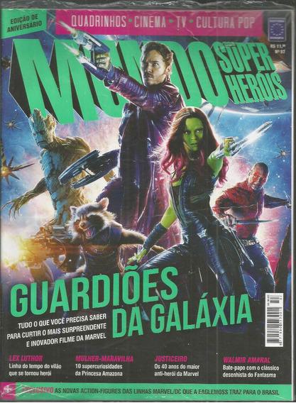 Mundo Dos Super-herois 57 - Europa - Bonellihq Cx101 H19
