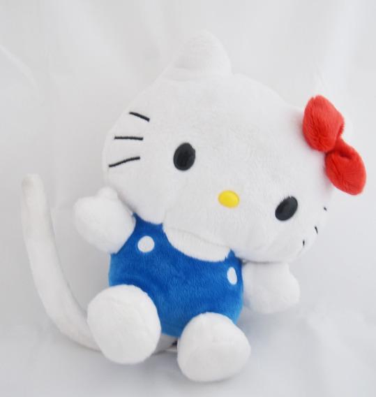 Hello Kitty Rindo A Toa C/ Sensor Gira Fala Ri Usada 7h@