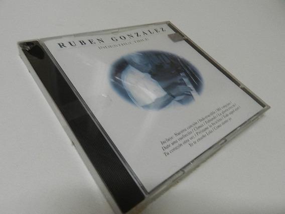 Cd Ruben Gonzalez Indestructible - Lacrado De Fabrica