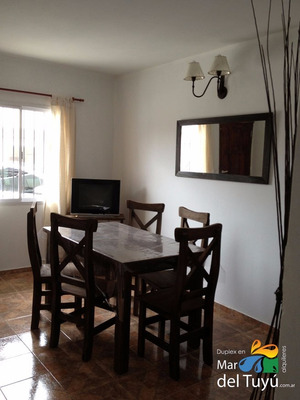 Duplex En Alquiler En Mar Del Tuyu - Alquileres De Duplex