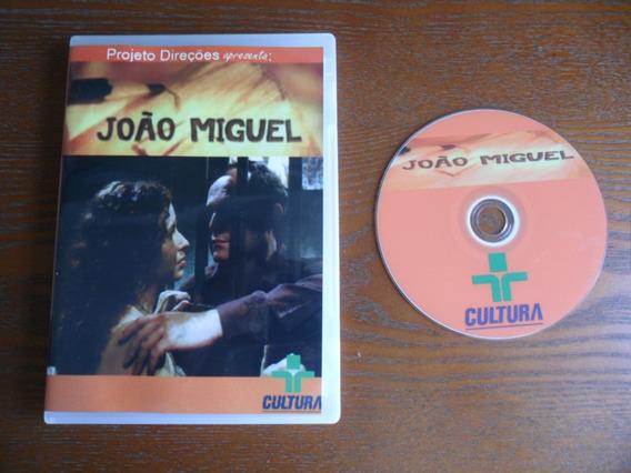 Dvd- João Miguel (tv Cultura) Frete Grátis