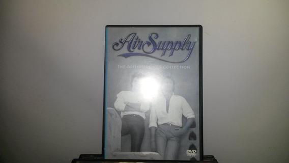 Dvd Original Air Supply The Definitive Collictiuon