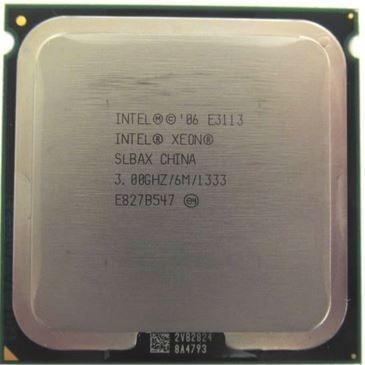Processador Intel Xeon E3113 Slbax Dual Core 3.00ghz 1333mhz