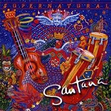 Cd Santana Supernatural (1999) C/ Nf