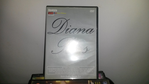 Dvd Original Diana Ross