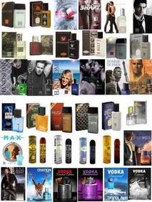 Kit Com 3 Perfumes Paris Elysees + Kit 10 Batons