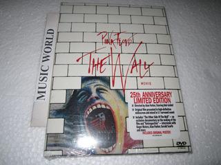Pink Floyd The Wall -dvd Pelicula- Sellado Importado!