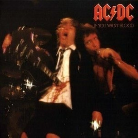 Ac/dc - If You Want Blood ( Cd )