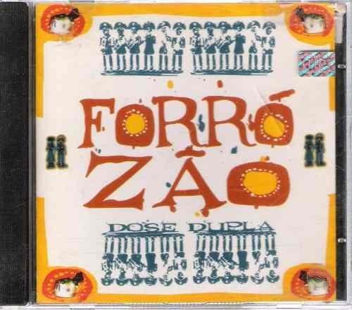 Cd Forrozao - Dose Dupla -c/ Banda Magnificos Calcinha Preta