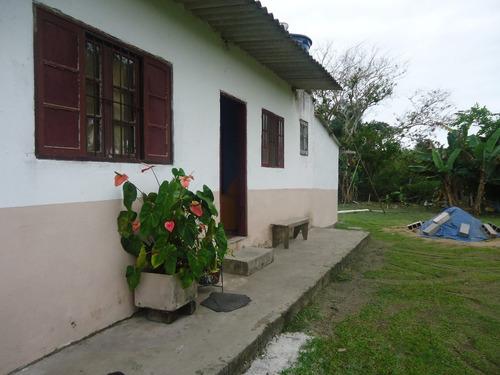 Casa Em Itanhaém Lado Praia R$: 135.000