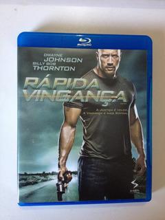 Rápida Vingança Blu Ray - Dwayne Johnson