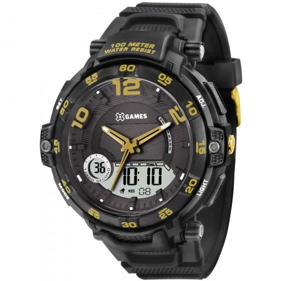 Relógio Xgames Xmppa158 Bxpx Masculino Anadigi - Refinado