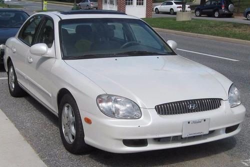 Manual De Taller Hyundai Sonata (1998-2004) Español