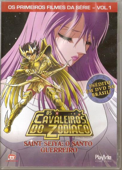 Dvd Os Cavaleiros Do Zodíaco - Saint Seiya : O Santo Guerrei