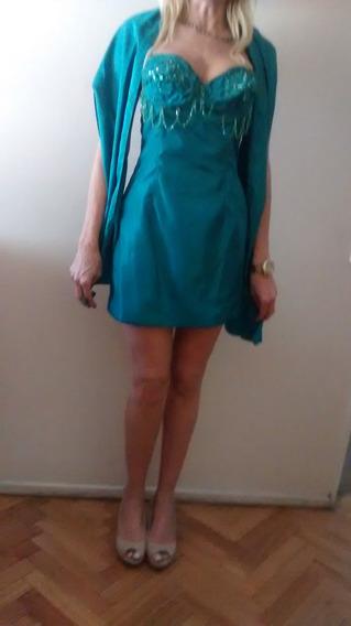 Hermoso Vestido De Fiesta Corto