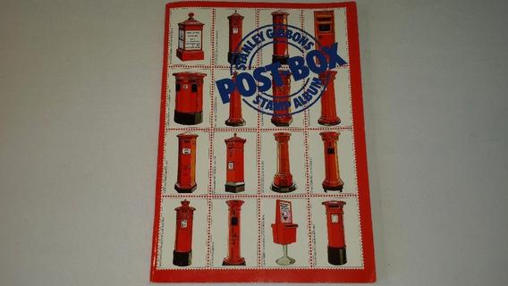 Colección Album Estampillas Stanley Gibbons Stamp