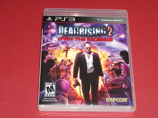 Ps3 Dead Rising 2 : Of The Record
