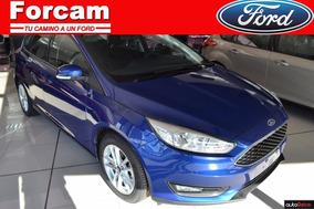 Ford Focus Nuevo 2.0 Nafta Se 0km 2017 Forcam Gg