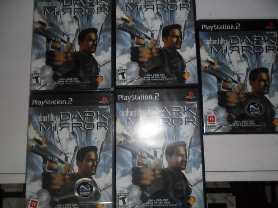 Syphon Filter Playstation 2 (original,lacrado) Frete Grátis